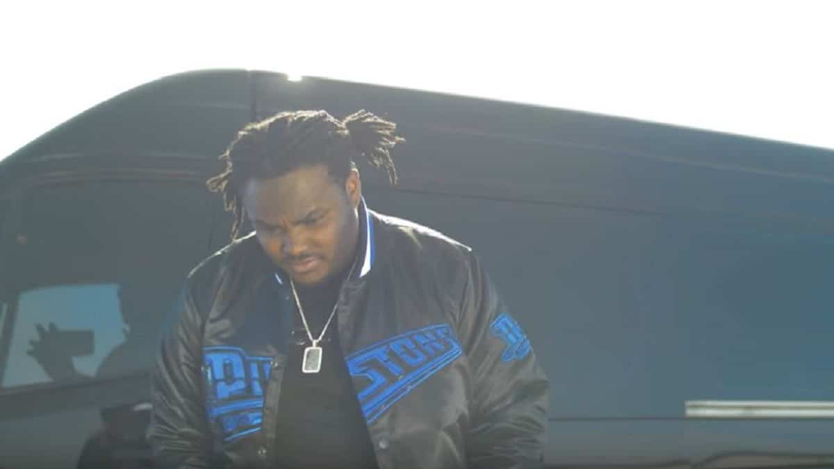 Rapper Tee Grizzley