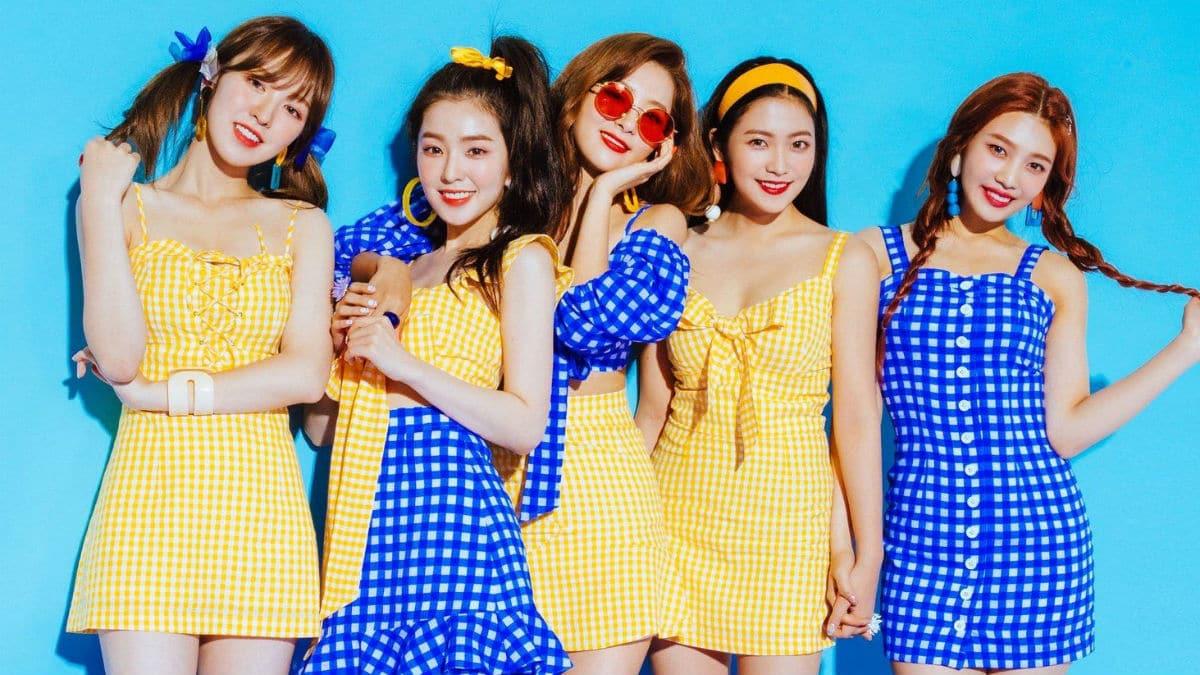 Red Velvet -- Power Up