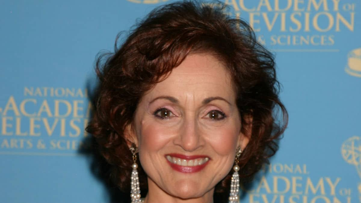 Robin Strasser at the Creative Emmys.