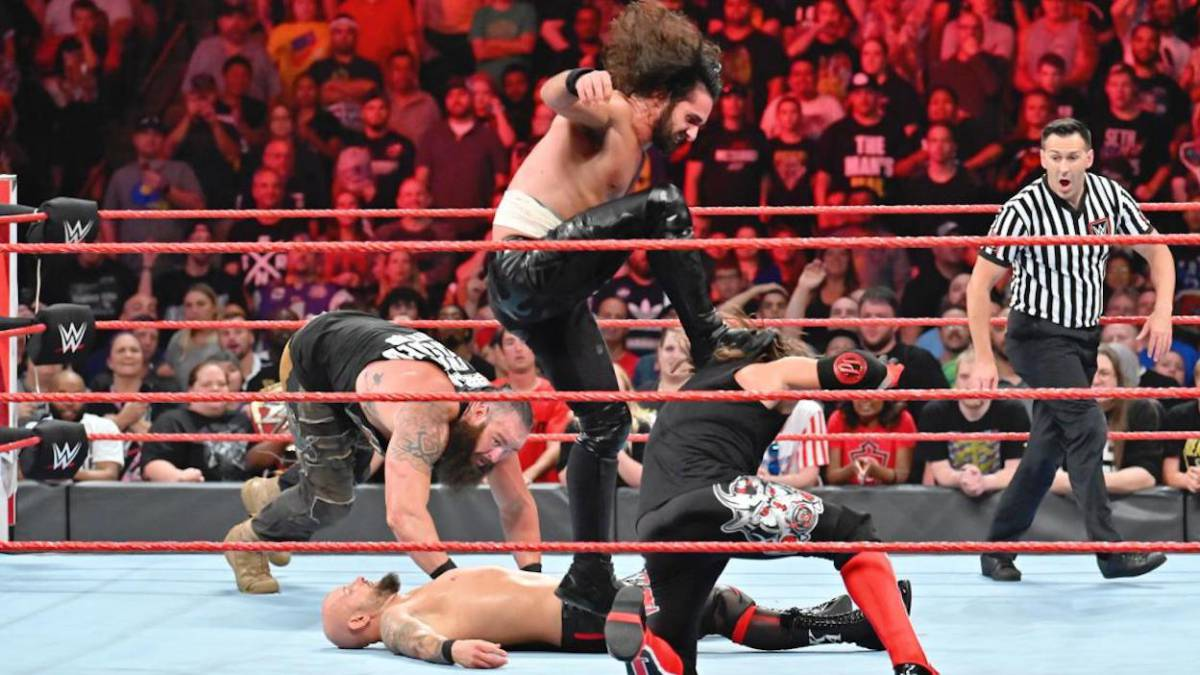 WWE Clash of Champions setting up a reported eight matches for September PPV