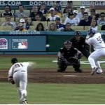 LA Dodgers send Russell Martin home