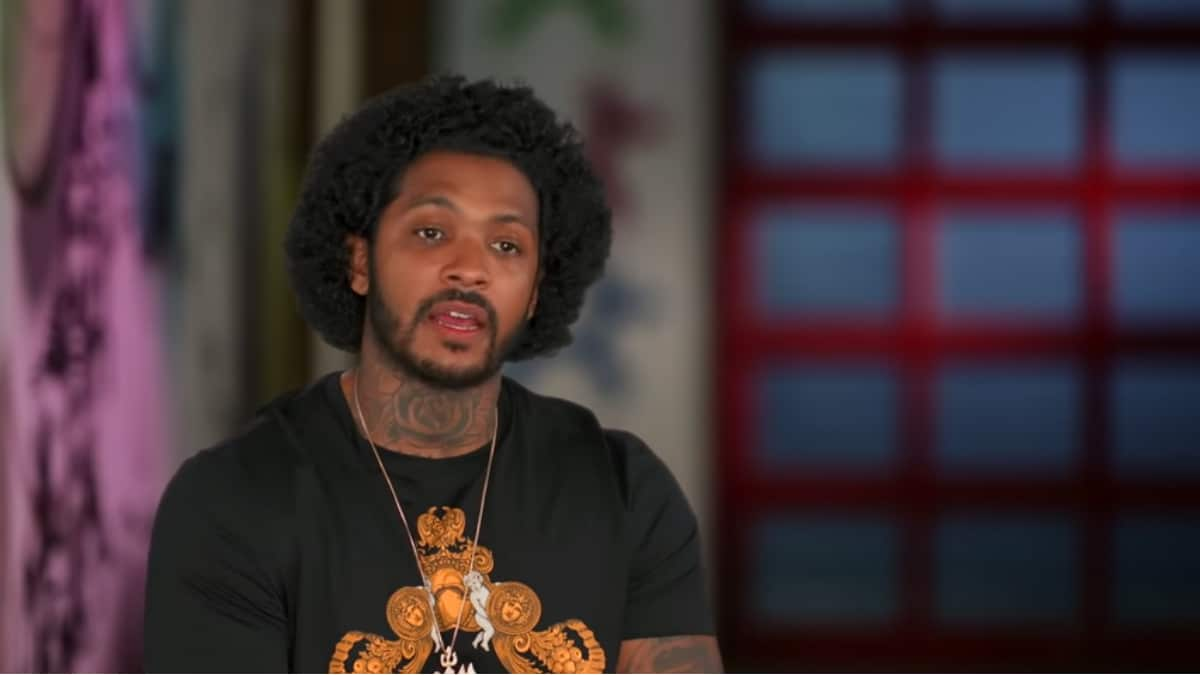Ryan Henry in the Black Ink Crew: Chicago confessional