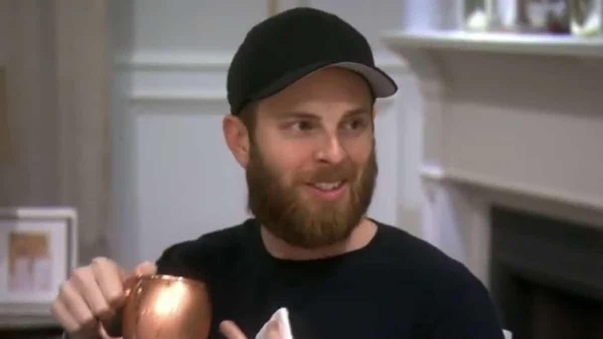 Ryan Vieth from The Real Housewives of Orange County.