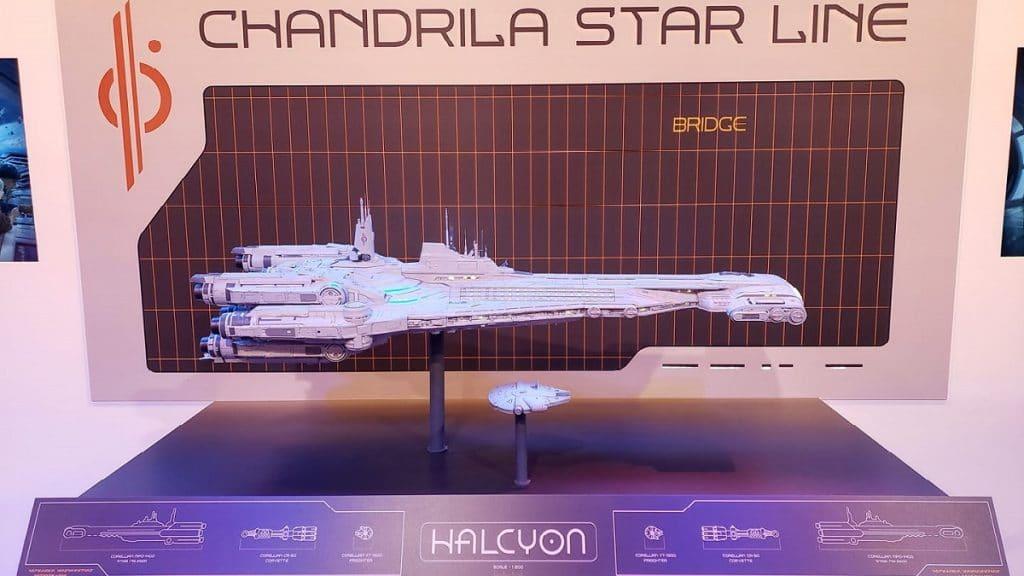 Star Wars hotel plans revealed: Walt Disney World Resort getting Halcyon-themed accommodations