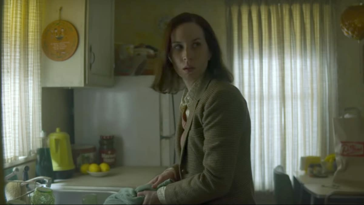 Character Paula Dietz from Mindhunter