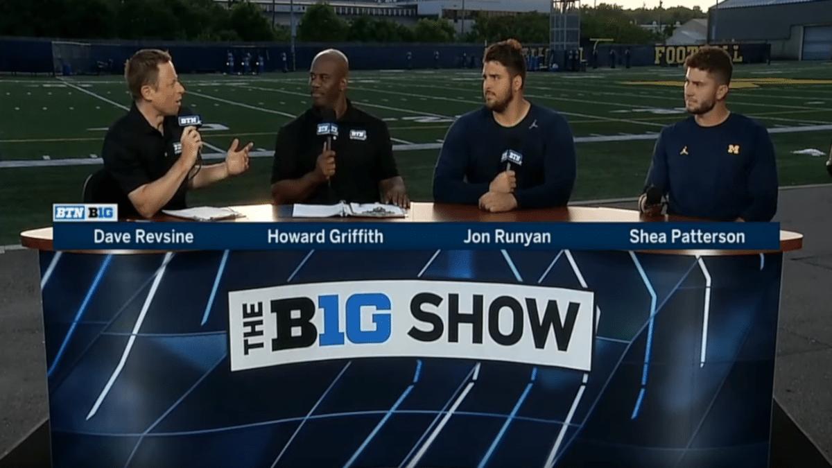 Shea Patterson 2019 Opener - College Football Top 25 Schedule: Week 1 Odds, TV start times as Michigan, Nebraska, Clemson look to start strong