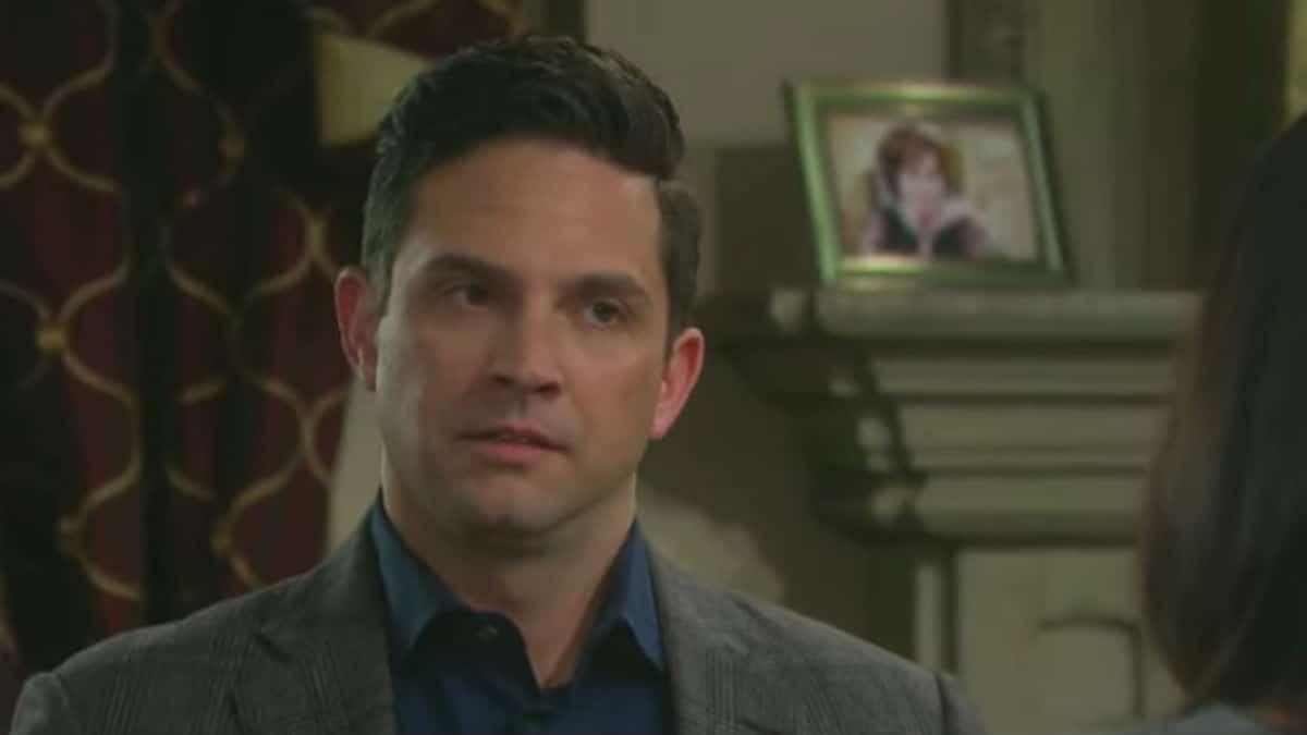 Brandon Barash as Stefan on Days of our Lives.