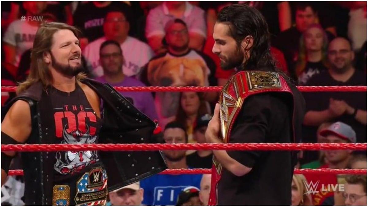 WWE Monday Night Raw recap, results, grades: Seth Rollins vs. AJ Styles main events show