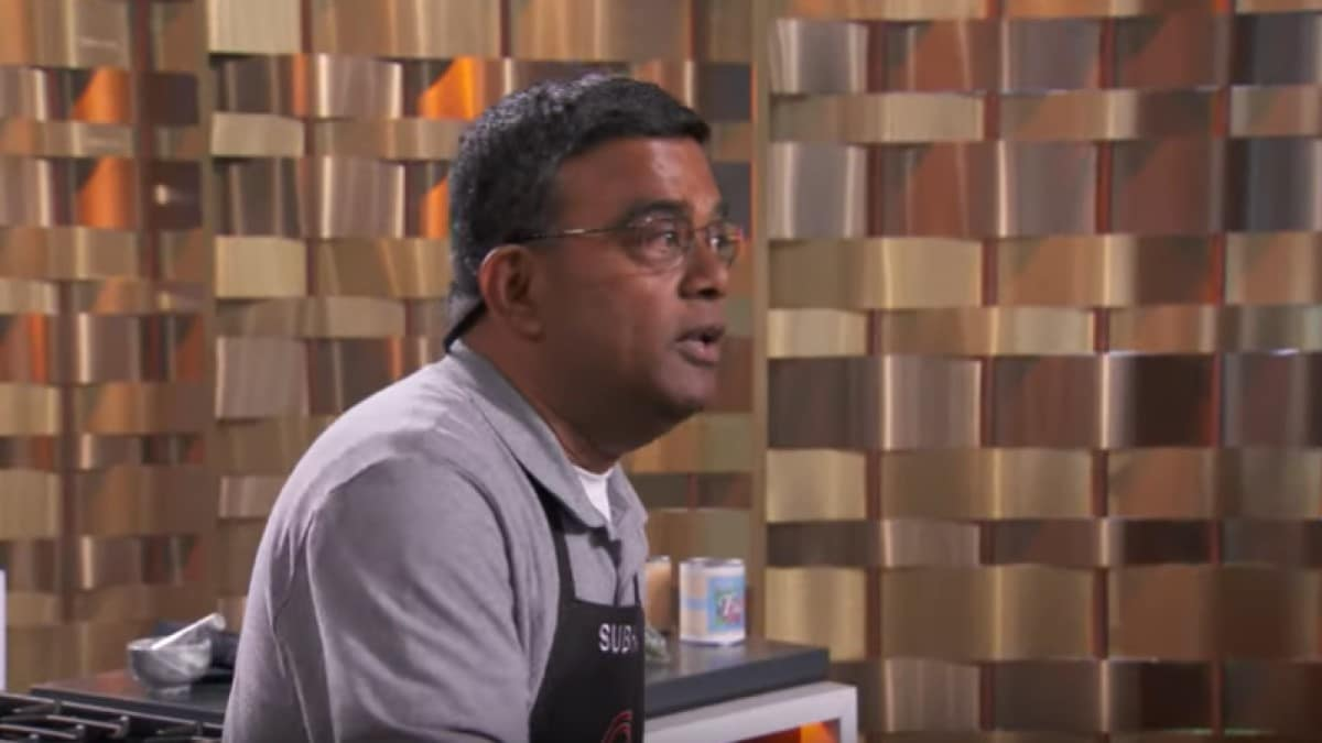 Subha On MasterChef