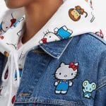 Super Kawaii Levi's x Hello Kitty collection