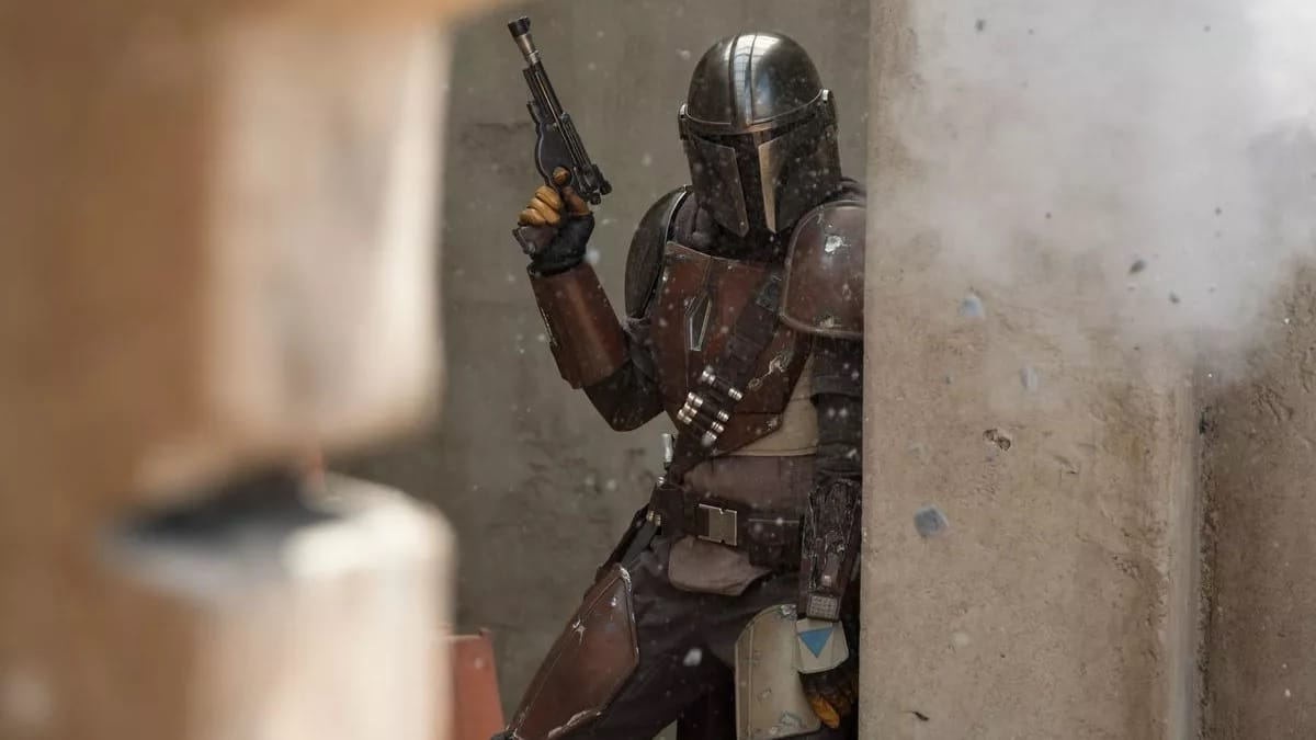 TM01 - First trailer for The Mandalorian to release on Friday