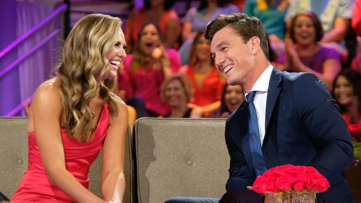 Tyler C and Hannah B
