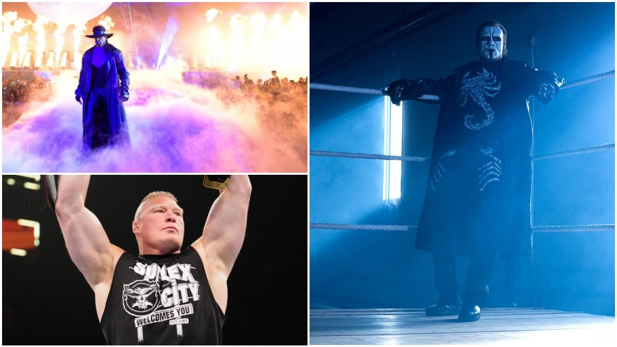 Several major legends advertised for SmackDown Live 20th Anniversary special on Fox