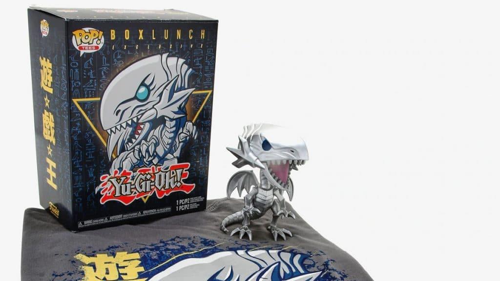 Yu-Gi-Oh White Eyes Blue Dragon exclusive bundle