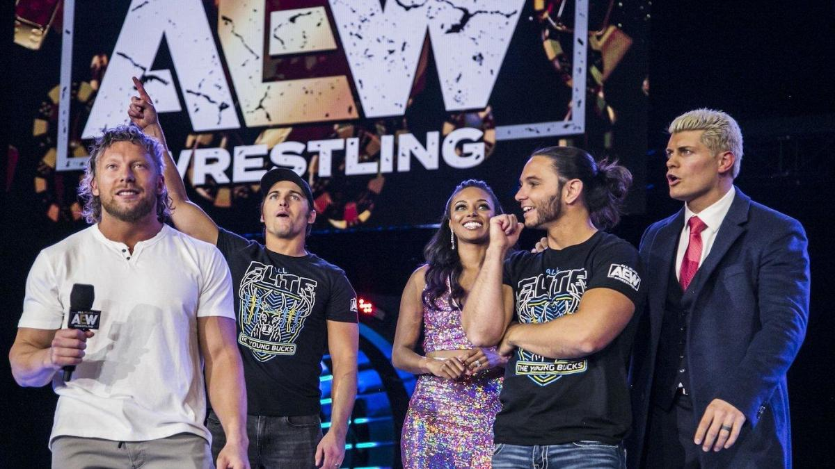 All Elite Wrestling: AEW on TNT, roster, PPV events, history