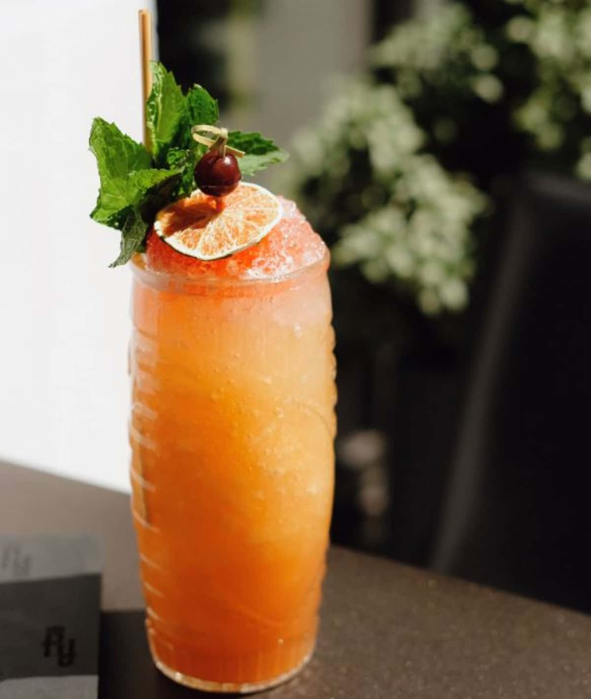 The mixologists at Pennyroyal are in the island spirit. Pennyroyal/ Ryan Kleinmann