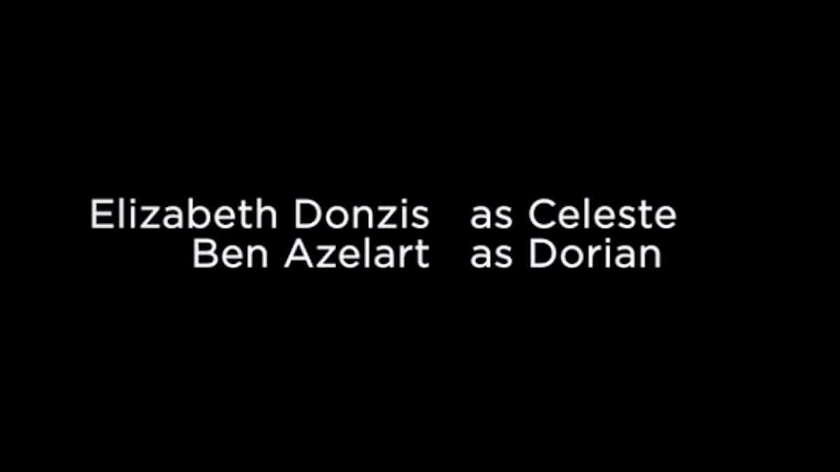 Ben Azelart in the credits of No Good Nick