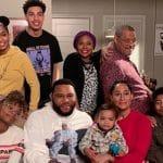 the cast of abc sitcom black-ish
