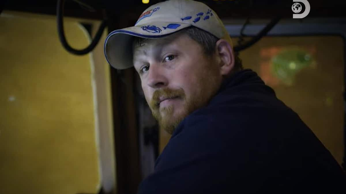 The face that Casey gives Josh as the guys on deck are over it and want to work all night and get the heck out of Dodge. Pic credit: Discovery