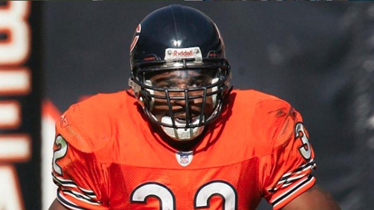 former chicago bears running back cedric benson