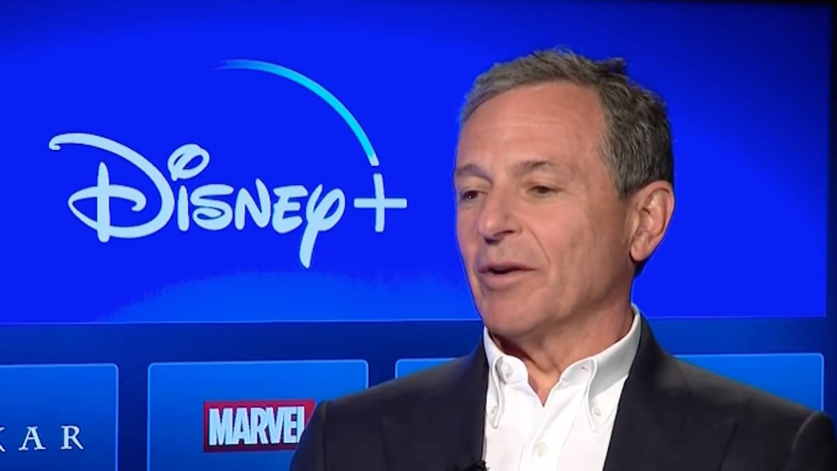 disney ceo bob iger discusses disney plus on cnbc