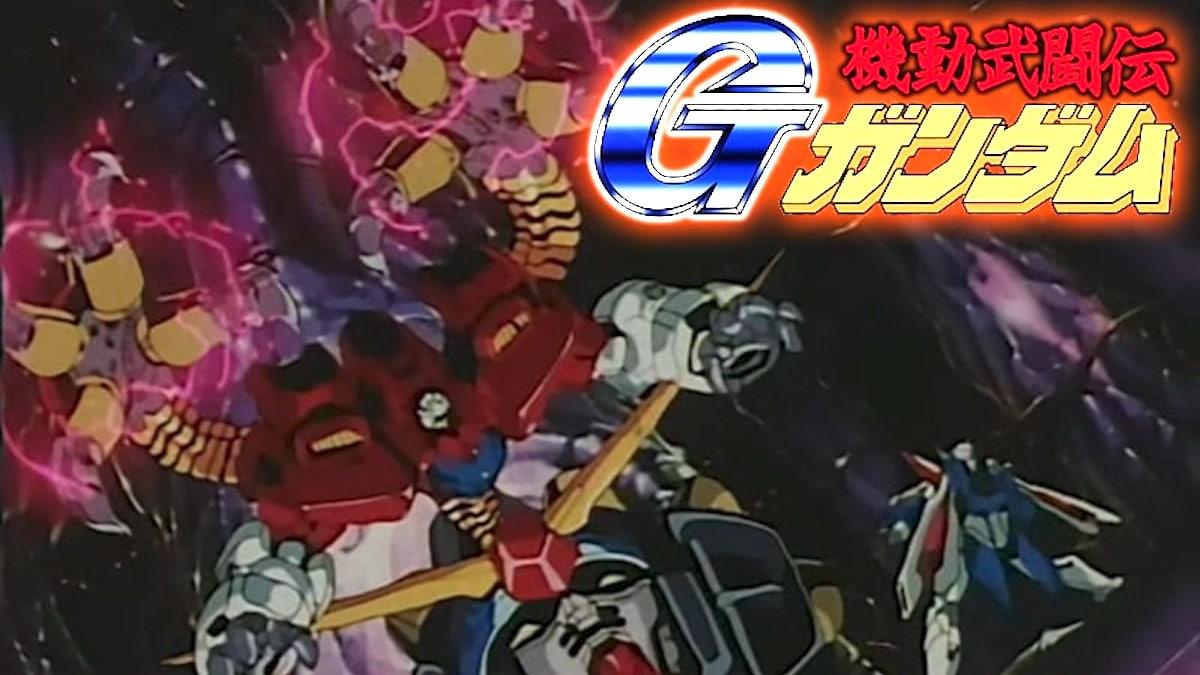 1/144 G Gundam Model Kits