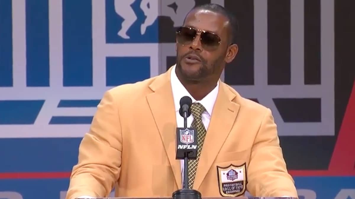 ty law talks about early struggles in his 2019 nfl hall of fame speech