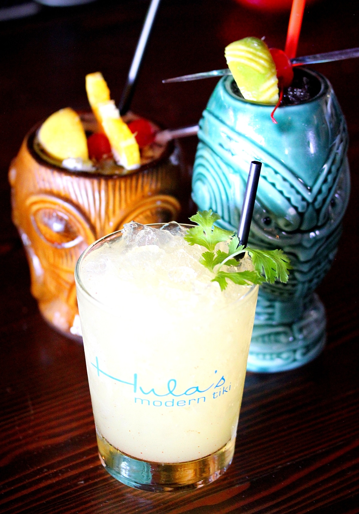 HULA's top seller is the Mai Tai but this drink is refreshing and one to check out. Pic credit: HULA's