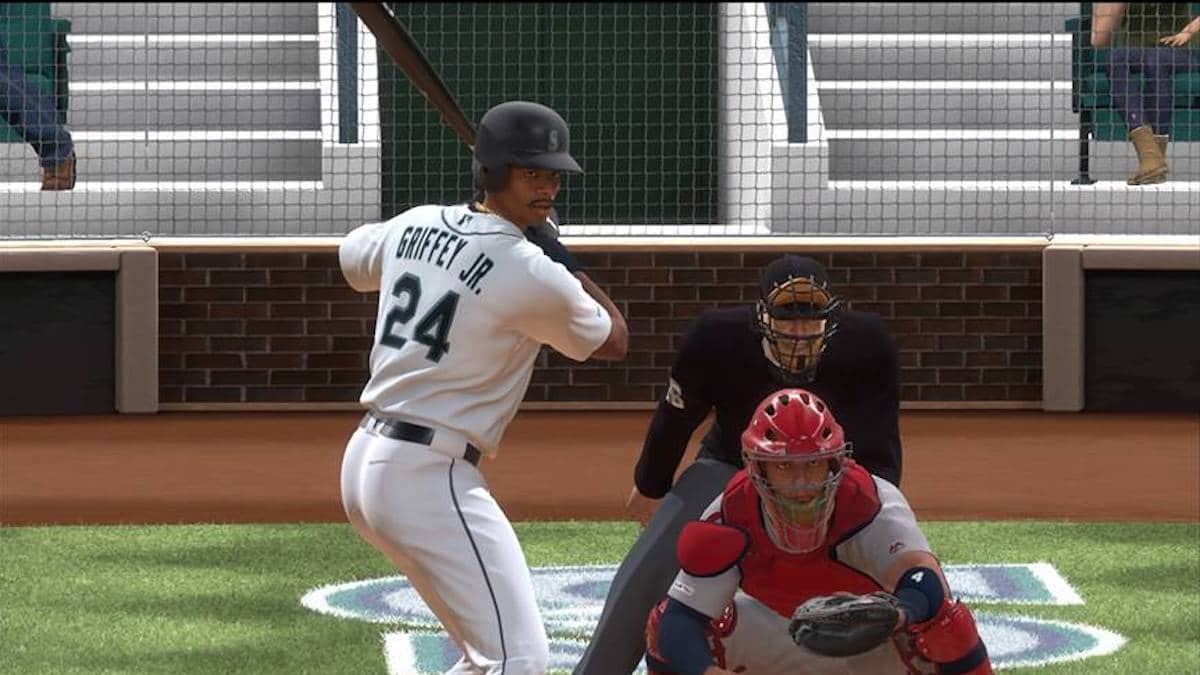 new ken griffey jr mlb the show 19 signature series card