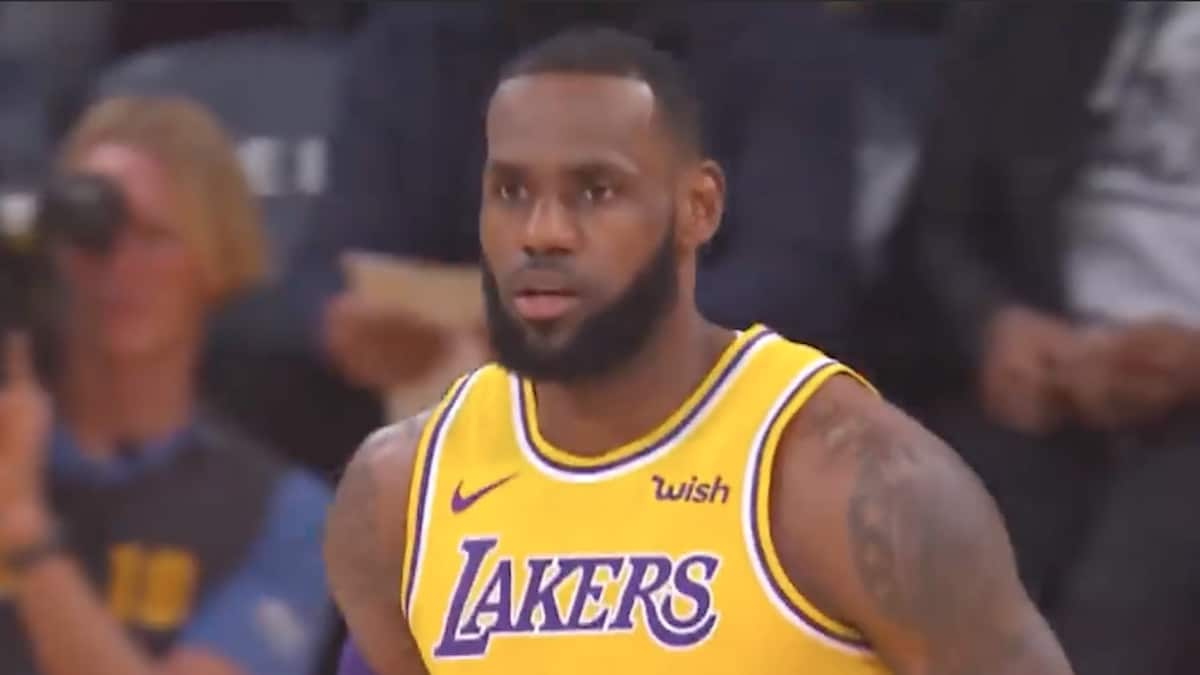 LeBron james and the lakers are part of the 2019 christmas day NBA games