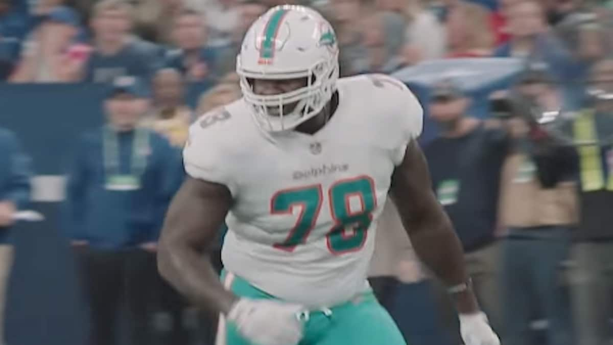 former miami dolphins player laremy tunsil