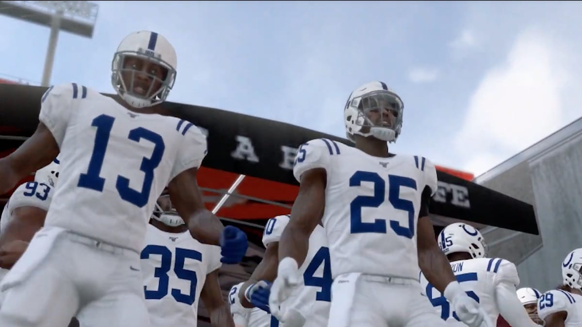 madden 20 update 107 is now available