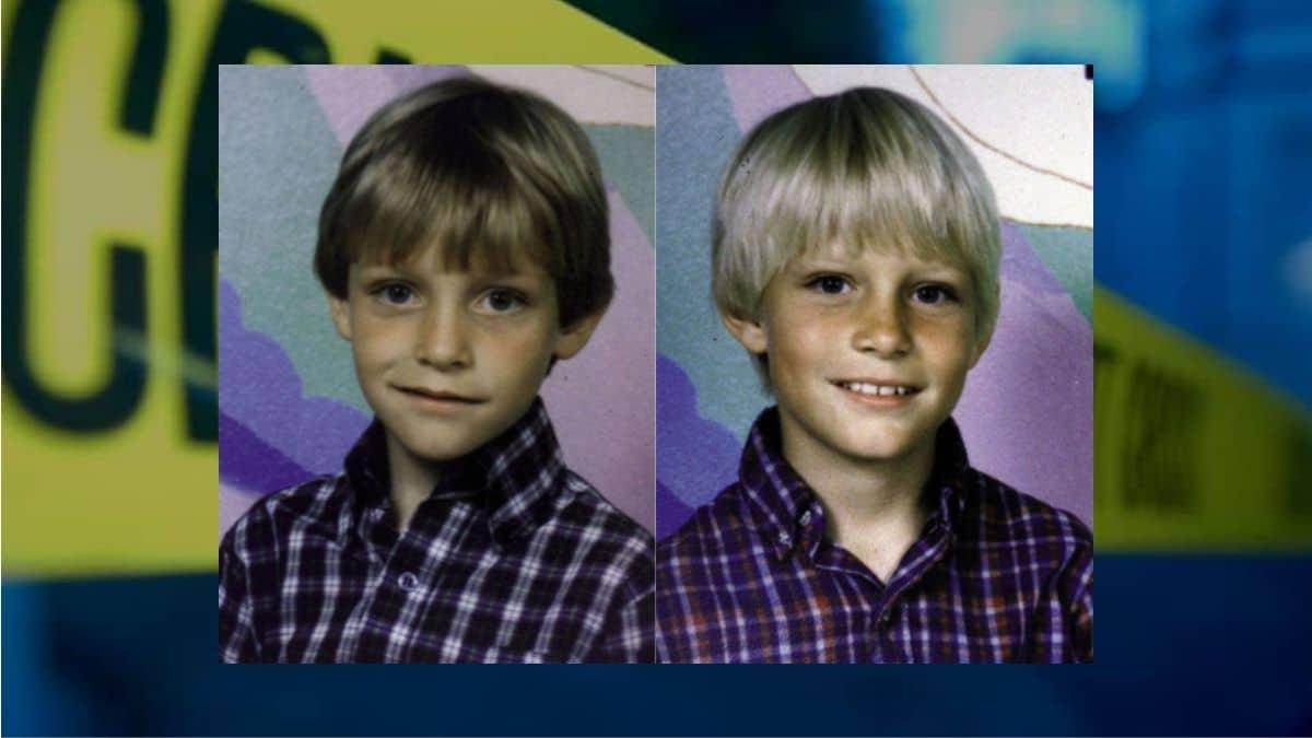Jason and Joby Graf photo