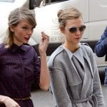 Taylor Swift with pal Karlie Kloss