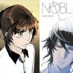 Tower of God and Noblesse artwork