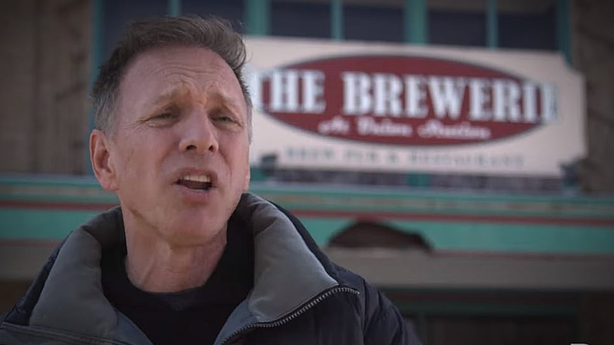 Glenn's million dollar business plan is for a craft brewery in Erie. Pic credit: Discovery