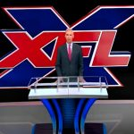 xfl commissioner oliver luck at press conference