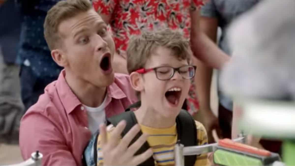Oliver Stark and Gavin McHugh as Buck and Christopher on 9-1-1.