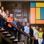 The cast of A Very Brady Renovation