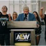 AEW on TNT premiere date: