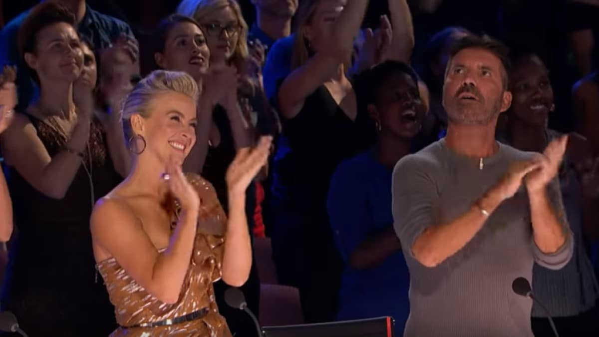 AGT Judges Clapping
