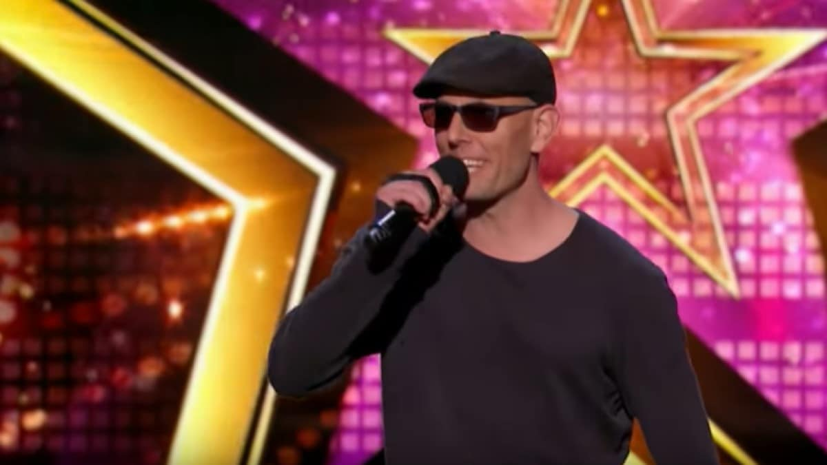 Alex Dowis On AGT.