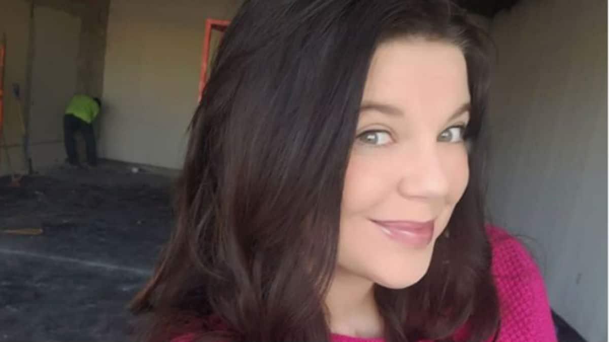 Amy Duggar King selfie.