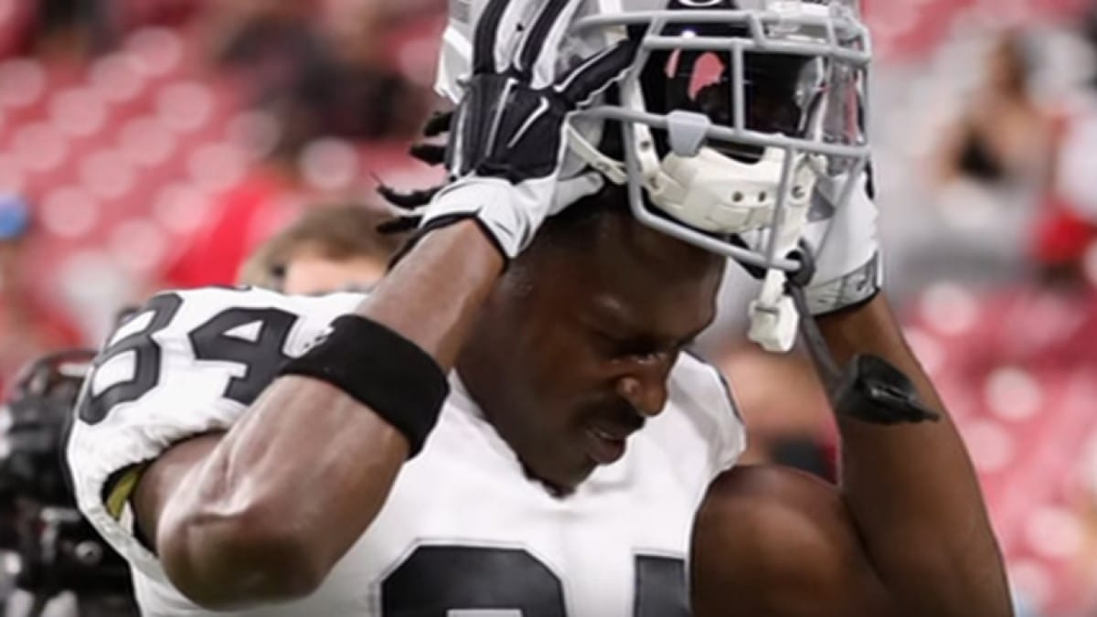 Oakland Raiders Plan to Suspend Antonio Brown