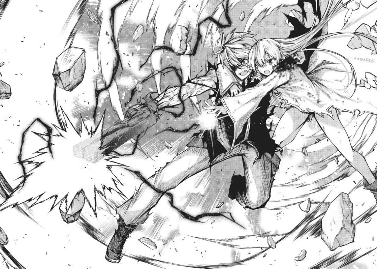 Arifureta Manga Chapter 14 Hajime Yue End Boss