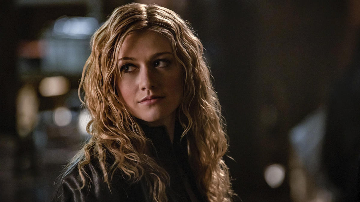 Katherine McNamara as Mia Smoak in Arrow