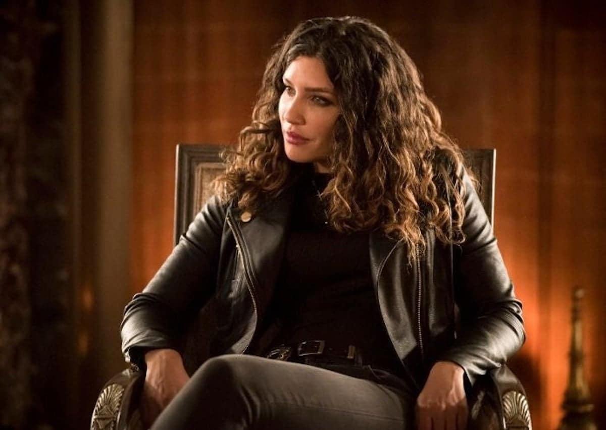 Juliana Harkavy as Dinah Drake/Black Canary on Arrow