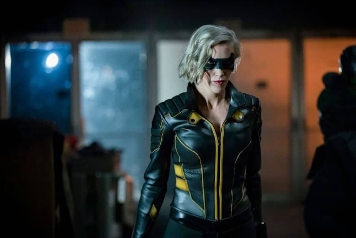 Katie Cassidy as Laurel Lance/Black Siren on Arrow