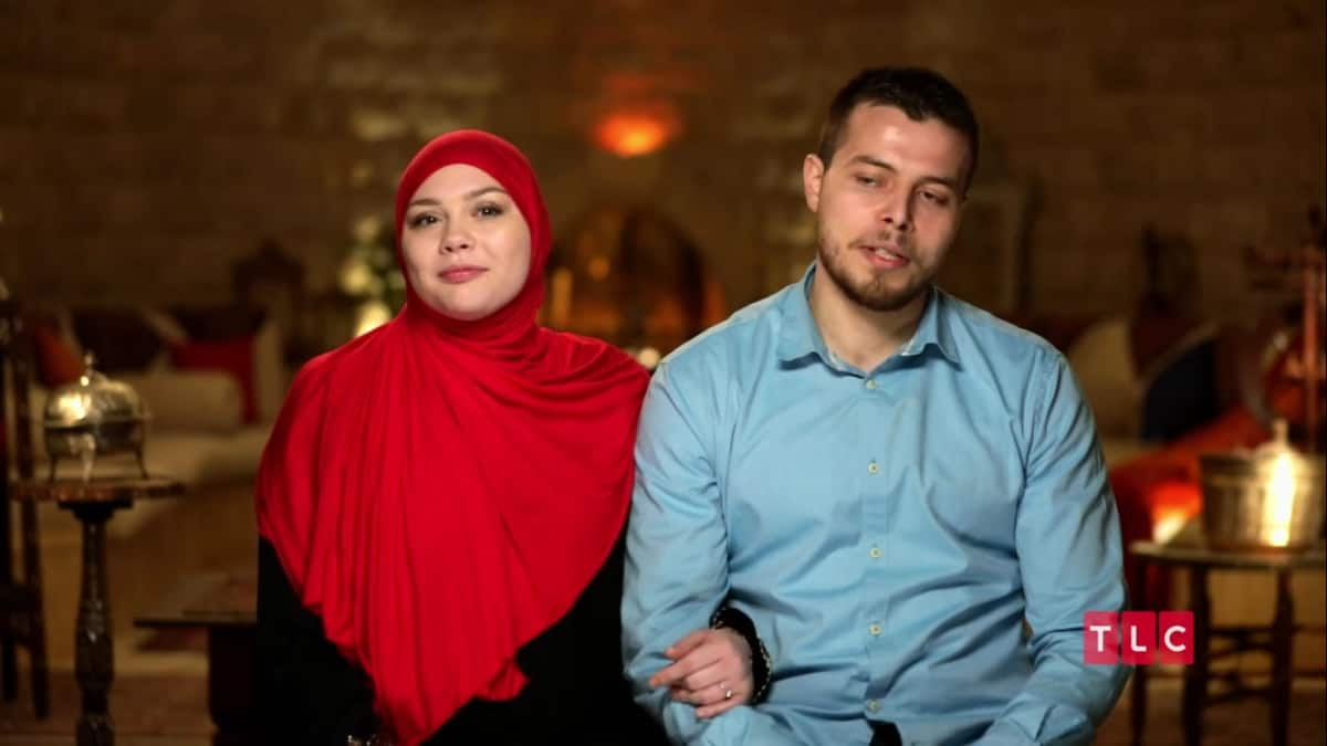 Avery and Omar on 90 Day Fiance: Before the 90 Days