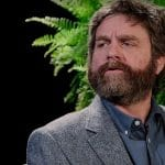 Zach Galifianakis from Between Two Ferns: The Movie